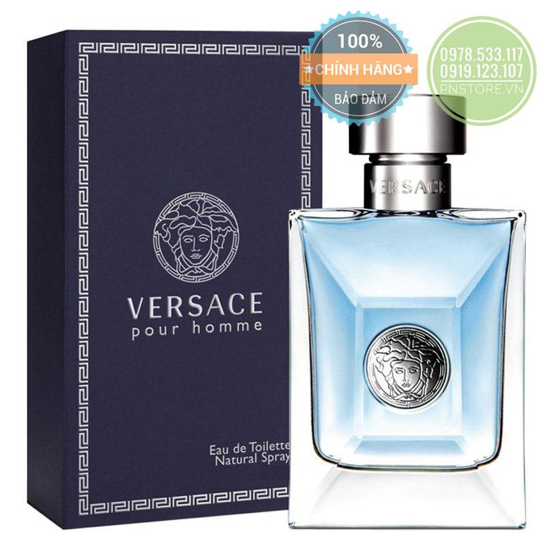 Nước hoa Versace Pour Homme 100ml chính hãng (Ý) - pn store