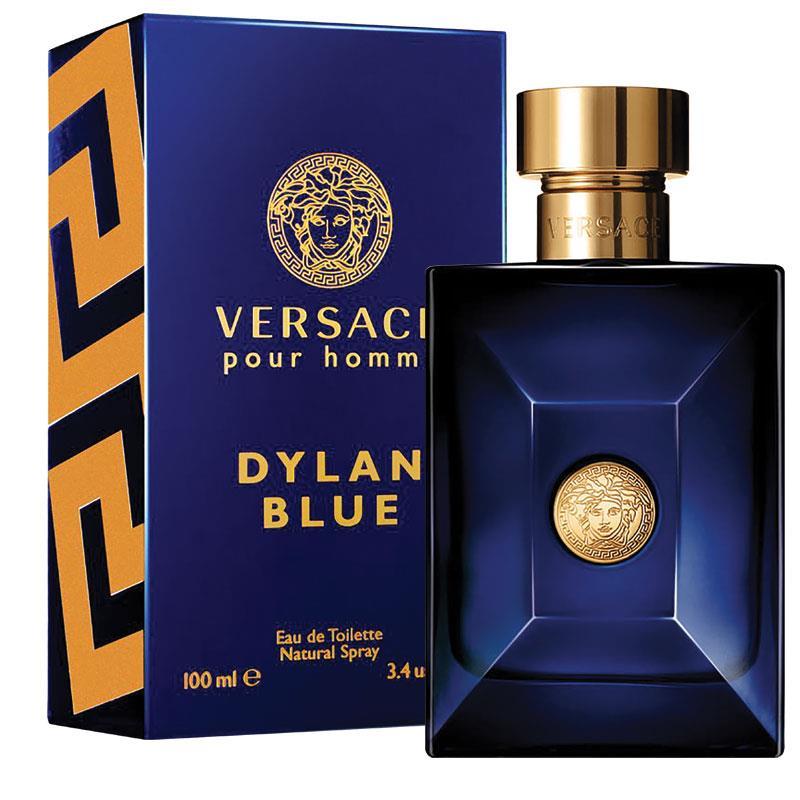 Nước hoa Versace Pour Homme Dylan Blue chính hãng (Italia)