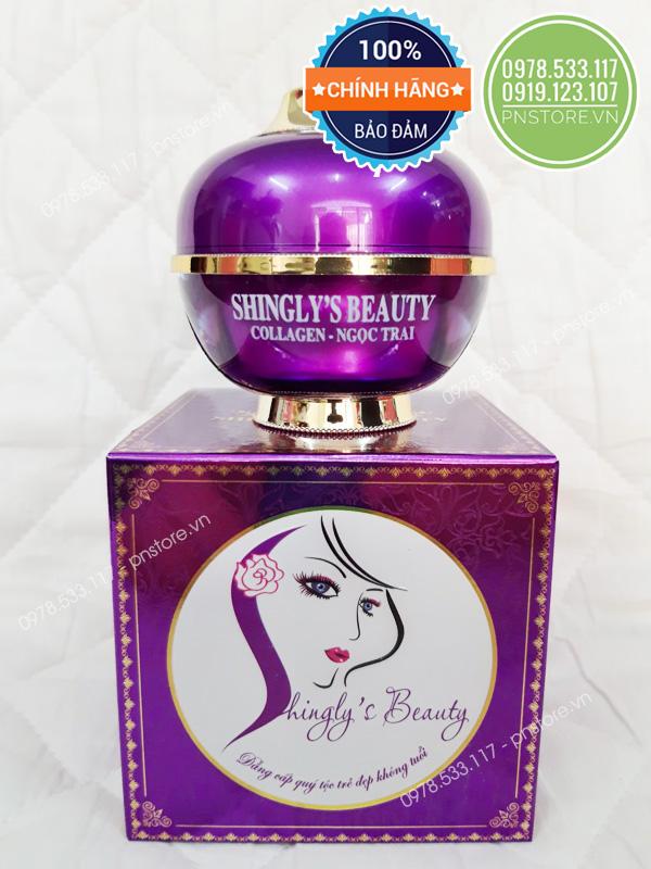 Kem trị nám tàn nhang đồi mồi Shingly's Beauty (40g) - pnstore.vn