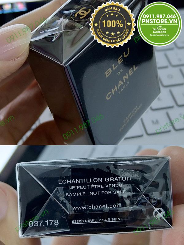 Chanel Bleu De Chanel Parfume Pour Homme EDP mini 10ml 2018 - pnstore.vn
