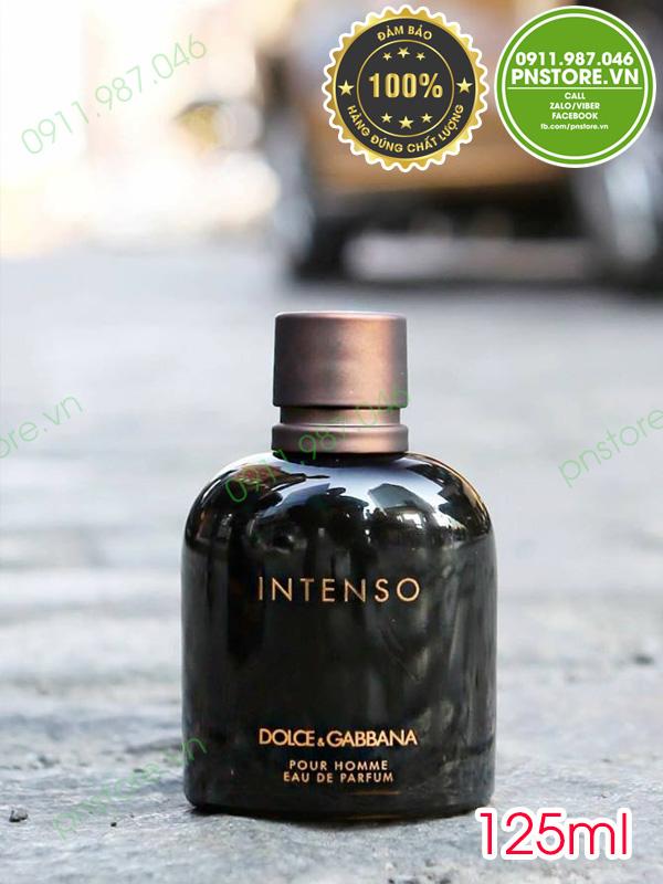 Nước hoa nam D&G Intenso Pour Homme EDP 125ml - pnstore.vn