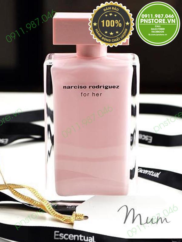 Nước hoa nữ Narciso Rodriguez For Her EDP 100ml chính hãng (Mỹ) - pnstore.vn