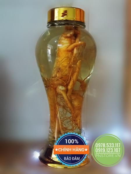 RƯỢU SÂM HÀN QUỐC NHÀ LÀM 1L - PN1L750K1
