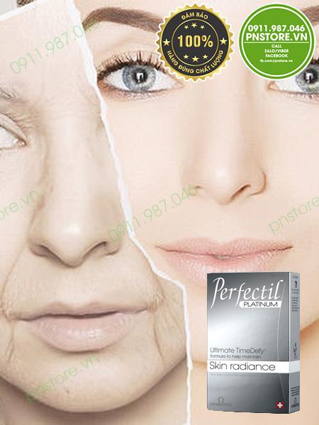 Thuốc tiêm chống lão hóa Vitabiotics Perfectil Platinum chính hãng (Anh Quốc) - pnstore.vn
