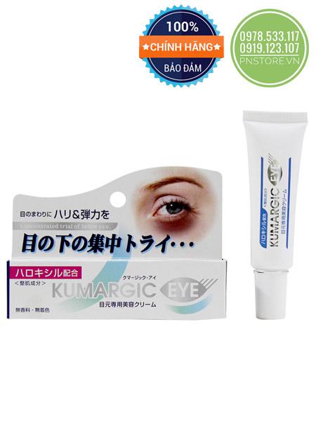 Các loại kem trị thâm quầng mắt, chống thâm mắt, trị mỏi mắt, chống nhăn mắt hiệu quả