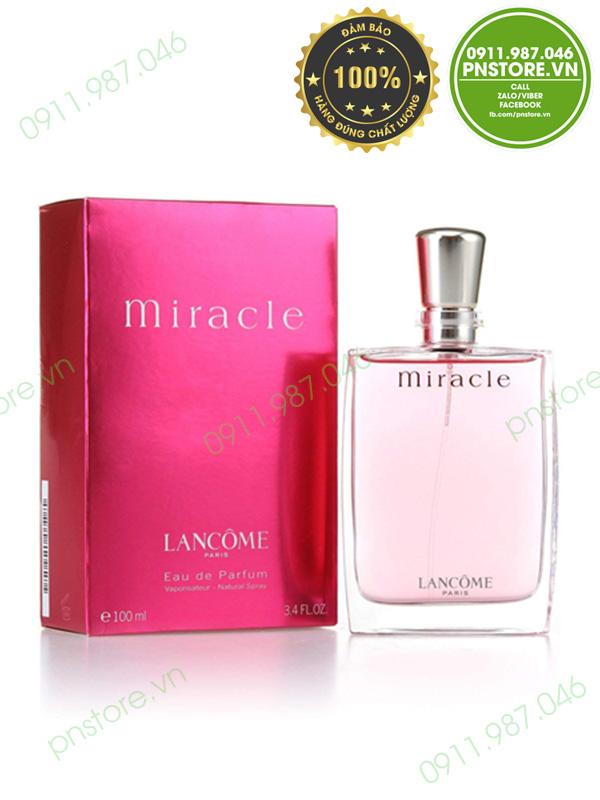 Nước hoa nữ Lancome Miracle EDP 100ml chính hãng (Pháp)