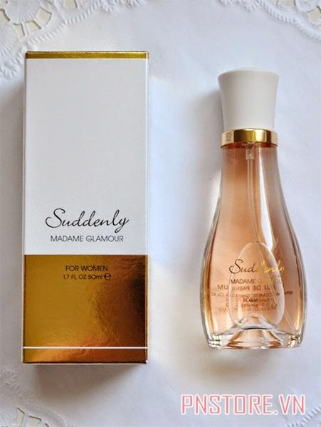nước hoa suddenly madame glamour 50ml chính hãng đức