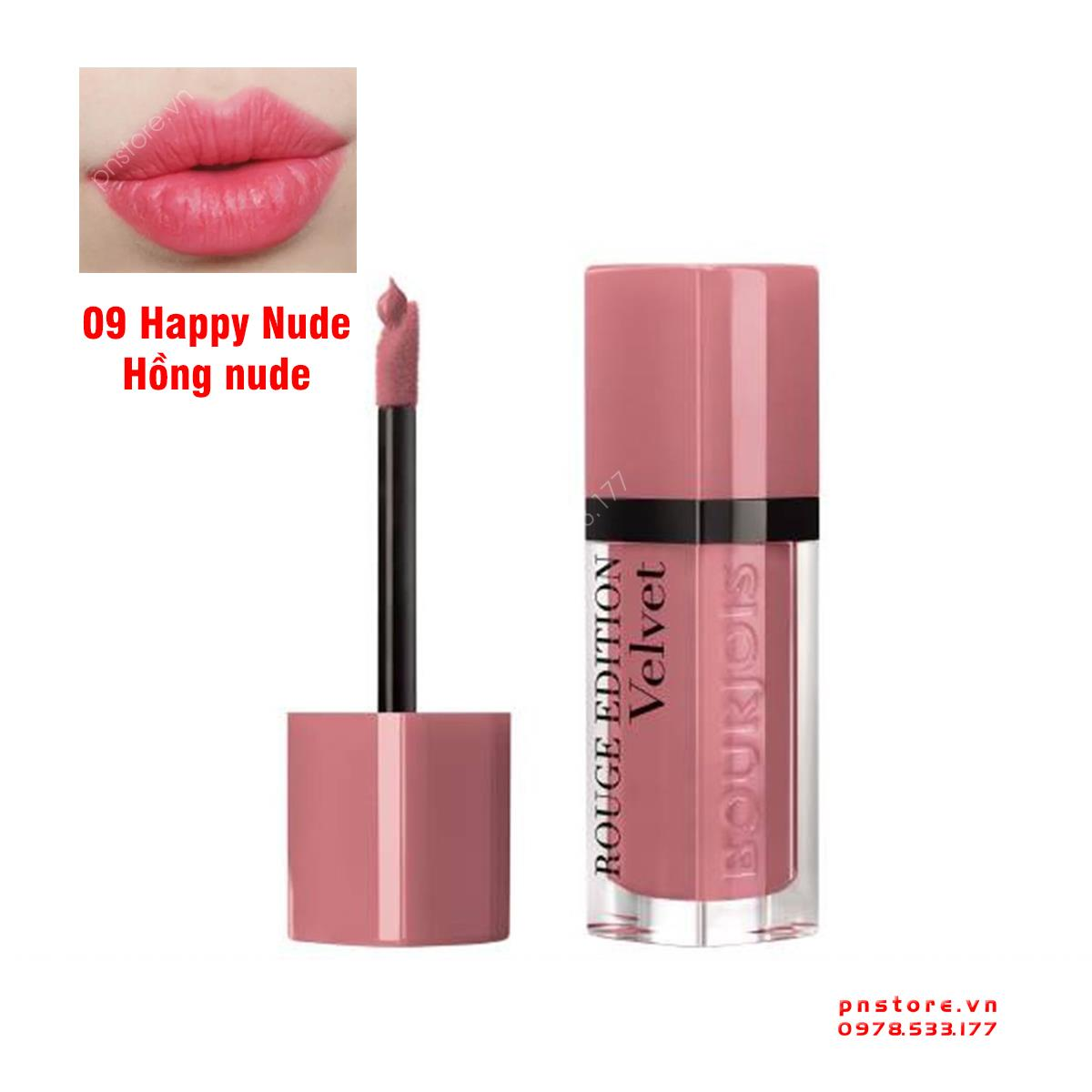 son-bourjois-velvet-09-happy-nude-mau-hong-nude-san-ho-chinh-hang-pn102026